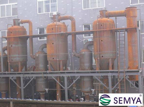 三效连续蒸发结晶器
