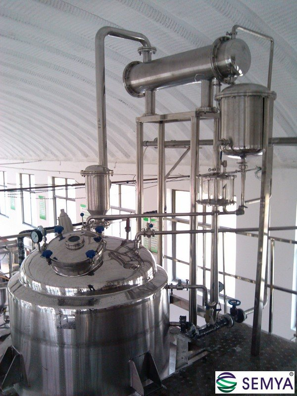 果葡糖浆生产工艺_迁西板栗花精油提取浓缩生产线 - 杭州恩创机械有限公司